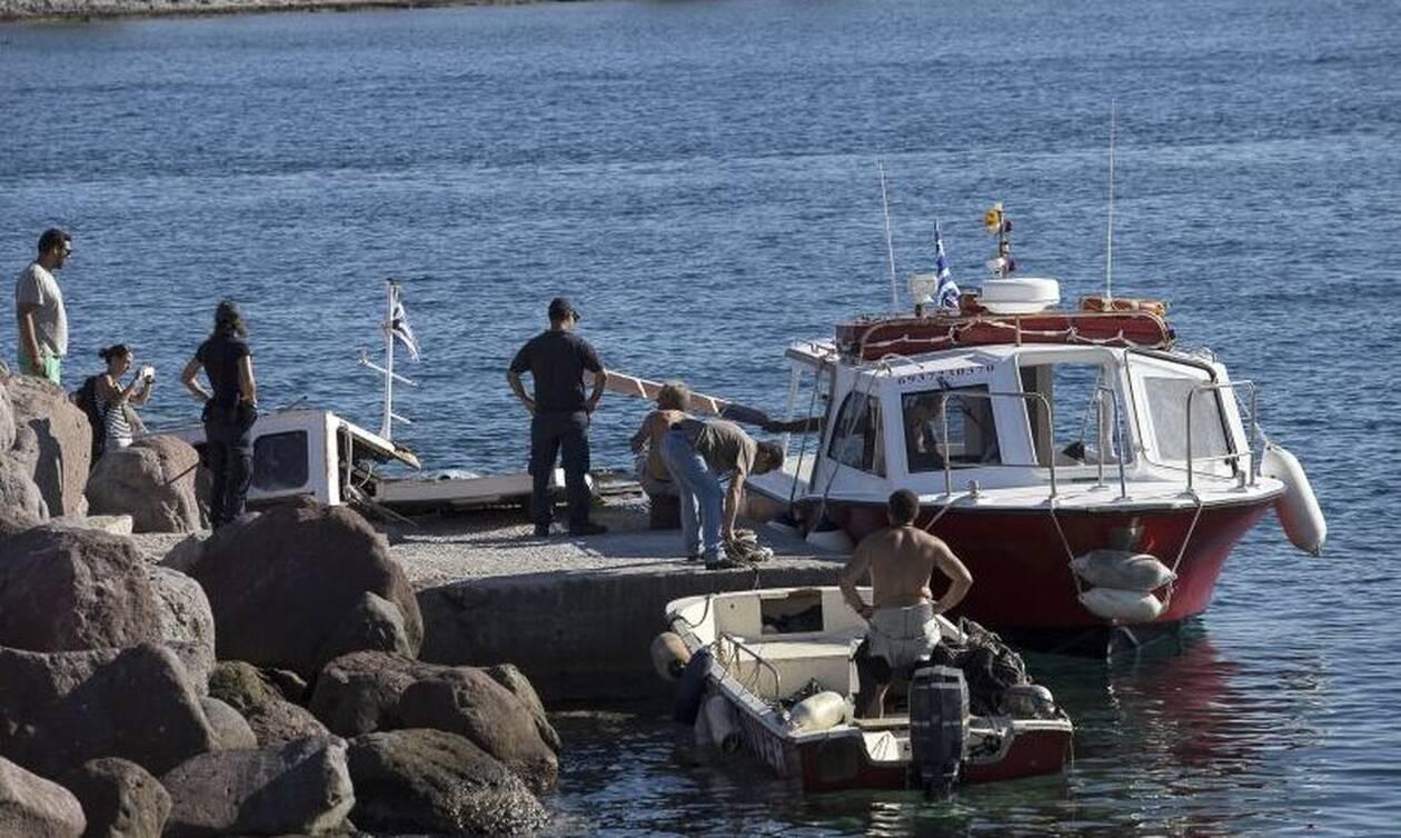Two sailboats collide off Aegina, British woman injured