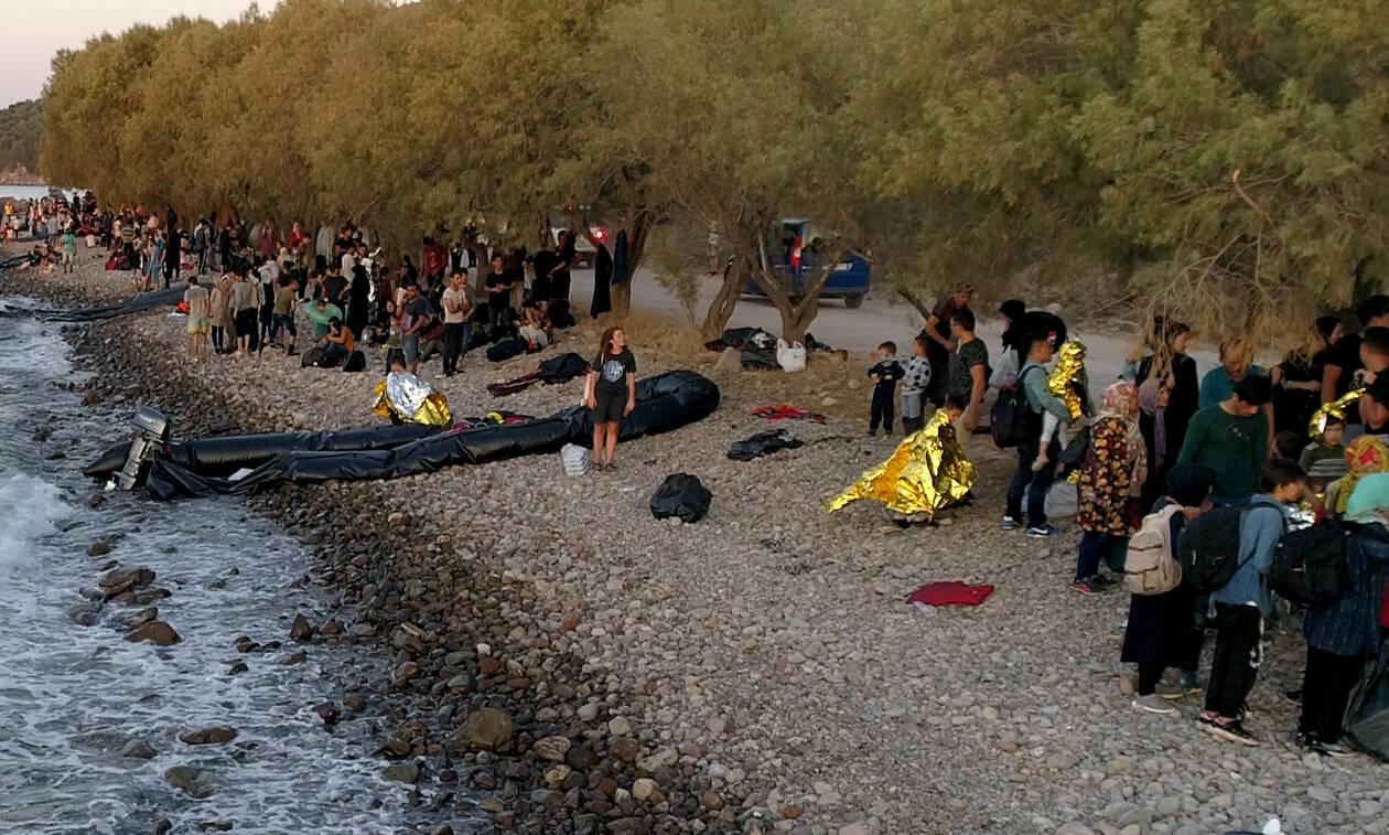 Έκτακτο ΚΥΣΕΑ συγκαλεί ο πρωθυπουργός - Συναγερμός για το προσφυγικό