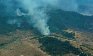 Πυρκαγιές στον Αμαζόνιο: Η Χιλή θα στείλει τέσσερα πυροσβεστικά αεροσκάφη στη Βραζιλία