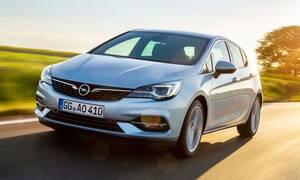 Νέο Opel Astra: Έναρξη παραγγελιών με 5 κινητήρες με εκπομπές CO2 κάτω των 100 γραμμαρίων το χλμ
