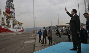 Κρεσέντο προκλητικότητας από τον Ντονμέζ: Στην Μεσόγειο και το 4ο τουρκικό ερευνητικό πλοίο