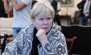 Στην Κύπρο η ειδική απεσταλμένη του γ.γ του ΟΗΕ - Συνάντηση με Αναστασιάδη