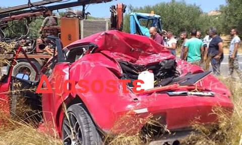 Ηράκλειο: Σοβαρό τροχαίο με τραυματίες