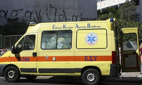 Χανιά: 80χρονη βρέθηκε κάτω από τις ρόδες φορτηγού