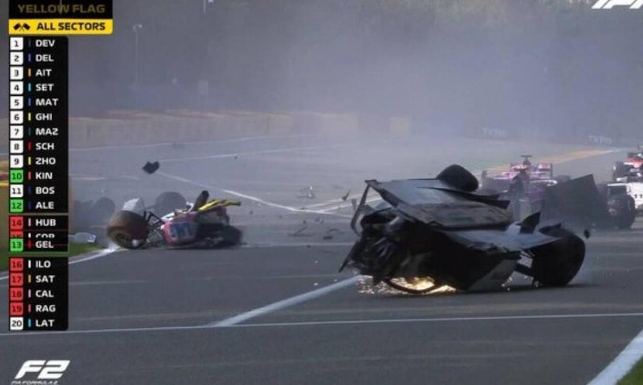 Θρήνος: Νεκρός 22χρονος πιλότος της Formula - Δείτε το σοκαριστικό βίντεο