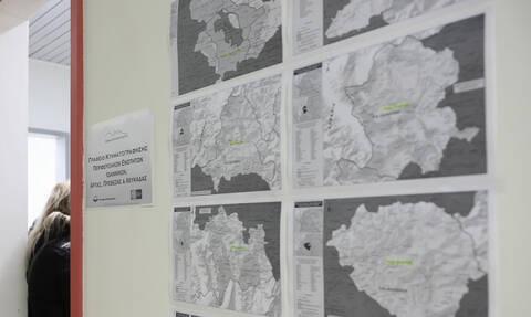 Κτηματολόγιο: Ποιες περιοχές πήραν νέα παράταση