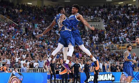 Μουντομπάσκετ 2019: Πρεμιέρα και... απογείωση η Εθνική με «Greek Freak»