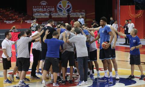Μουντομπάσκετ 2019: Το «ταξίδι» της Εθνικής αρχίζει - Πρεμιέρα σήμερα (01/09) για την Ελλάδα