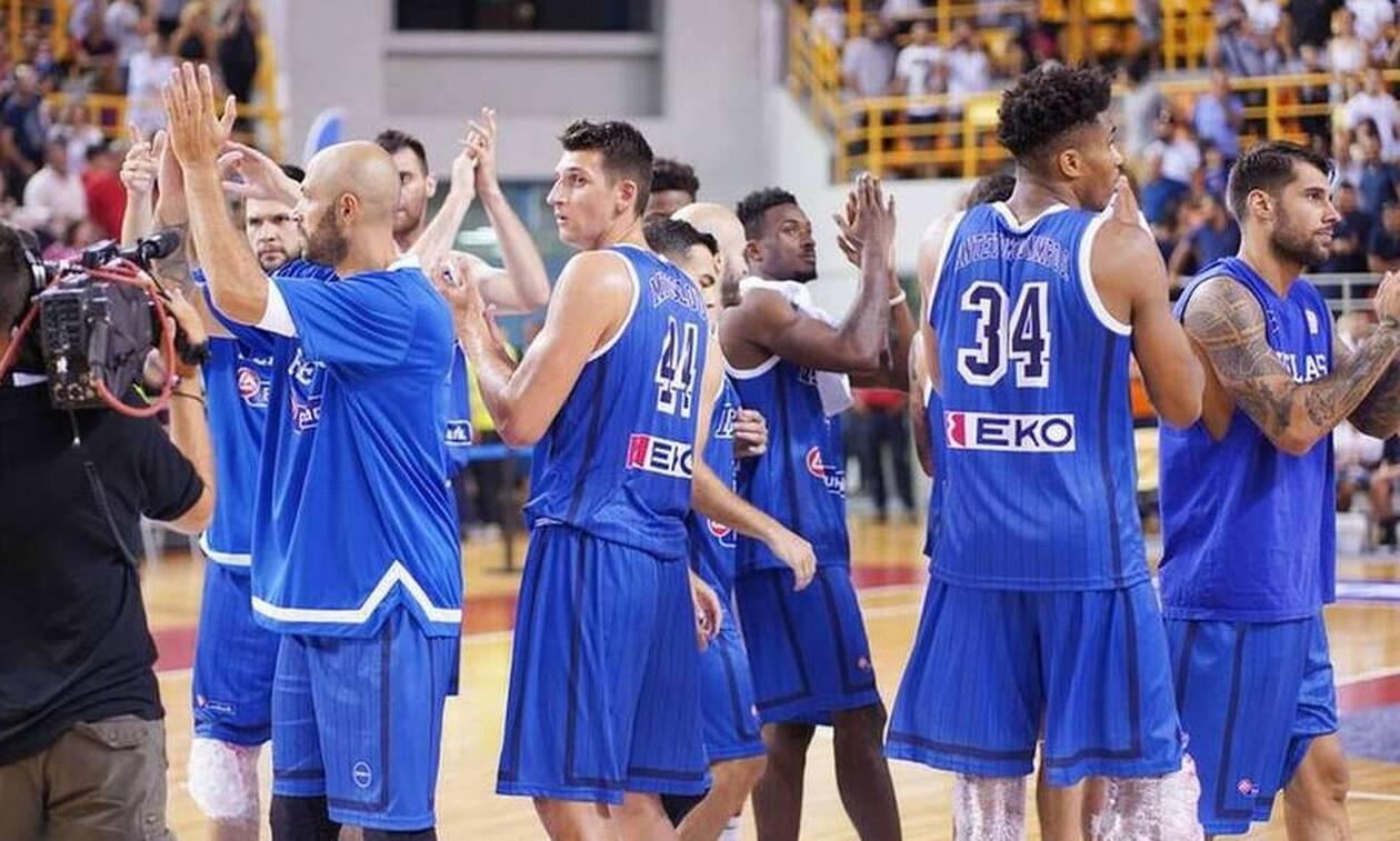 Μουντομπάσκετ 2019: Τι ώρα και σε ποιο κανάλι θα δούμε την Εθνική Ελλάδος