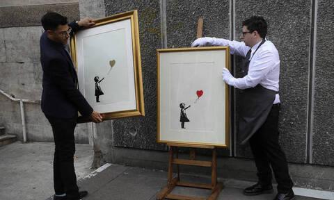 Ποιος είναι τελικά ο Banksy; Οι επικρατέστερες θεωρίες και ο βασικός «ύποπτος»