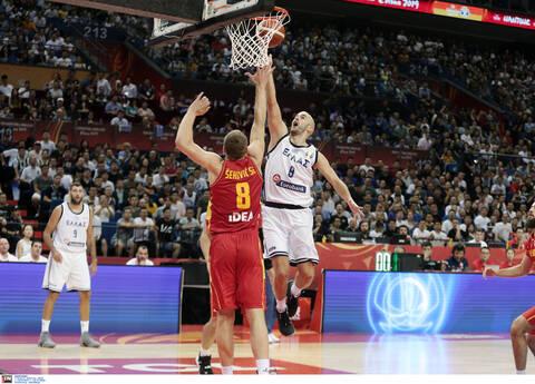 Μουντομπάσκετ 2019: Live η αναμέτρηση της Εθνικής με το Μαυροβούνιο