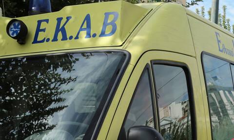 Θεσσαλονίκη: Νεκρός 89χρονος οδηγός μετά από τροχαίο