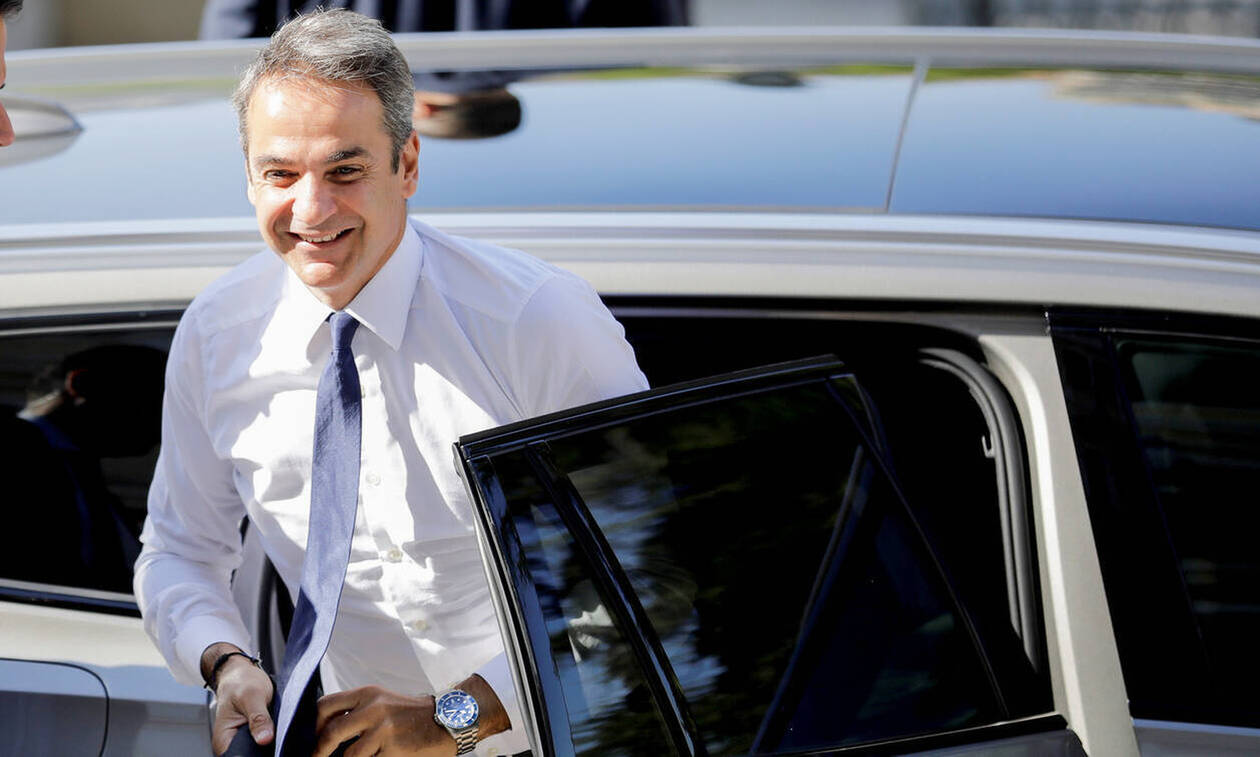 Mitsotakis is aiming to change Greece's image in less than 90 days