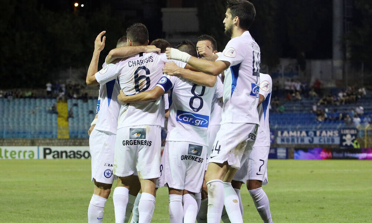 Σαν τον Ριβάλντο ο Βέλλιος: Το γκολ της χρονιάς στο Λαμία-Ατρόμητος! (video)