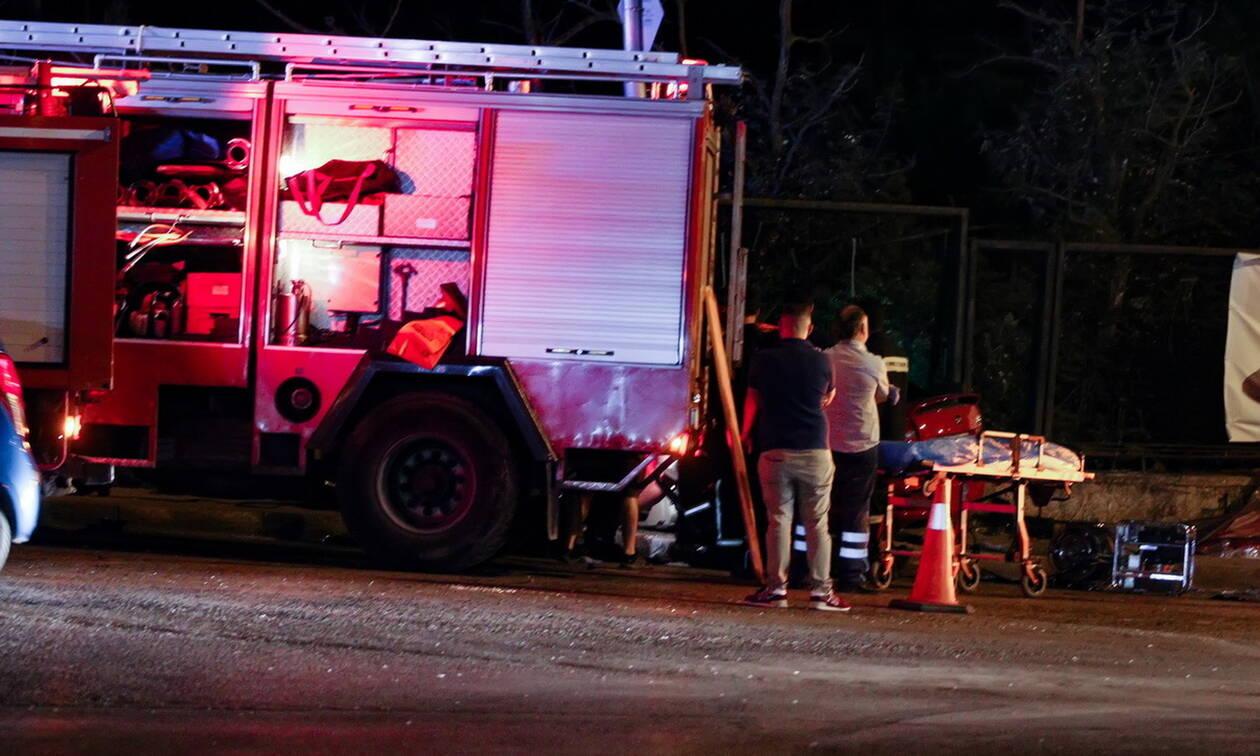 Τραγωδία στη Θεσσαλονίκη: Δύο νεαροί σκοτώθηκαν σε φρικτό τροχαίο