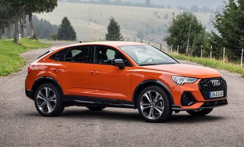 Το Sportback είναι ως SUV κουπέ η πιο αθλητική εκδοχή του Audi Q3