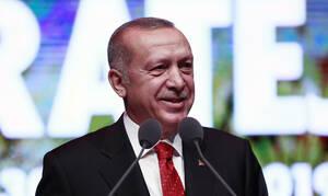 Χάρτης – πρόκληση από Ερντογάν: Η «γαλάζια πατρίδα» του σουλτάνου περιλαμβάνει το μισό Αιγαίο
