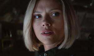 Η Black Widow αποκαλύπτει την αγαπημένη της σκηνή από το «Avengers: Endgame» και είναι ξεκαρδιστική