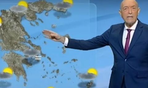 Καιρός: Τι βλέπει ο Τάσος Αρνιακός για τον καιρό της πρώτης εβδομάδας του Σεπτέμβρη... (video)