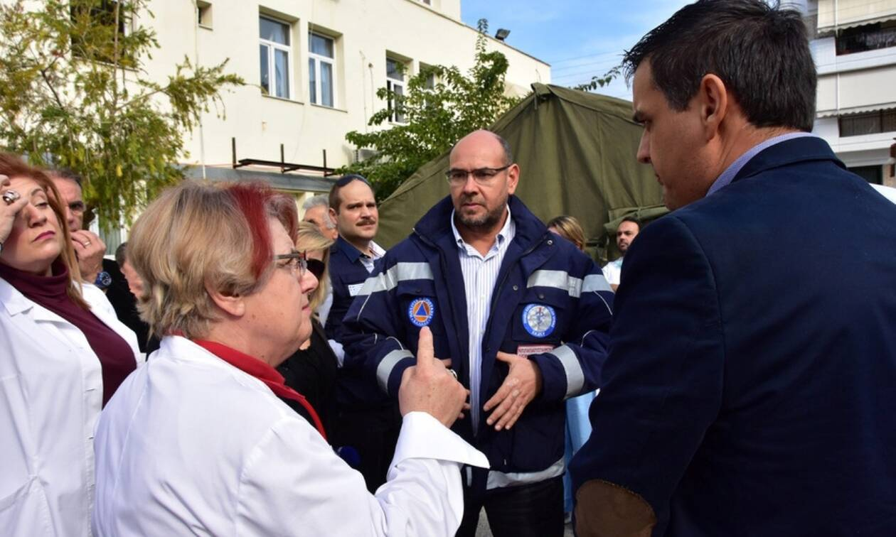 Ο Νίκος Παπαευσταθίου πρόεδρος του ΕΚΑΒ