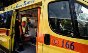 Λάρισα: Θανάσιμος τραυματισμός άνδρα που παρασύρθηκε από αυτοκίνητο στον Πλατύκαμπο