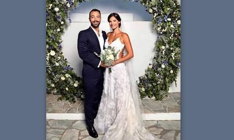 Τανιμανίδης – Μπόμπα: Η πρώτη επέτειος του γάμου τους και το μήνυμα που τους συγκίνησε (Photos)