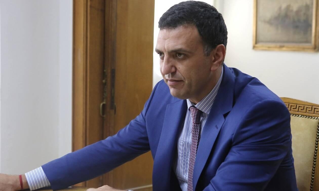 Προσλήψεις επαγγελματιών υγείας για τα νησιά του Ανατολικού Αιγαίου
