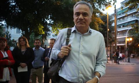 Ο Σκουρλέτης και οι «νταβατζήδες της αριστεράς»: Η απάντηση του γραμματέα του ΣΥΡΙΖΑ
