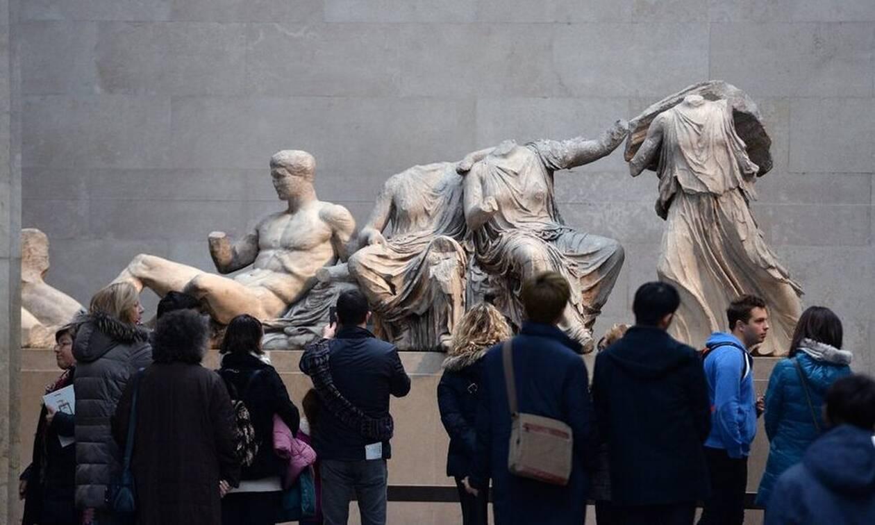 Βρετανικό Μουσείο: Κάντε μας αίτημα για τα Γλυπτά και θα σας απαντήσουμε