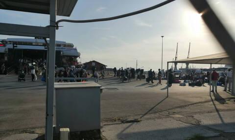 Στη Θεσσαλονίκη 1416 πρόσφυγες από τη Μόρια: Θα μεταφερθούν σε δομές στη Βόρεια Ελλάδα