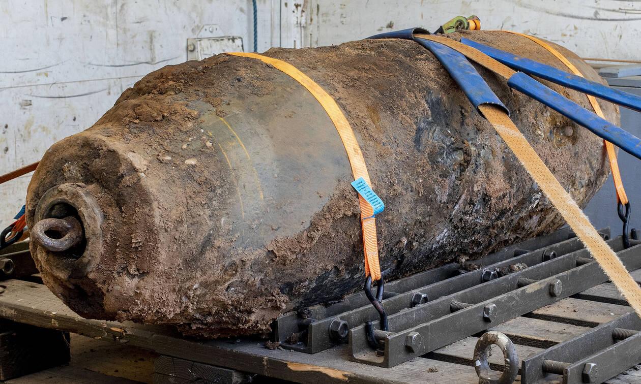Γερμανία: Βόμβα 250 κιλών έδιωξε από τα σπίτια τους 15.000 κατοίκους του Ανόβερο
