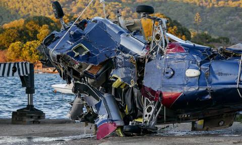 Τραγωδία στον Πόρο: Βλάβη στο ελικόπτερο «βλέπει» πραγματογνώμονας