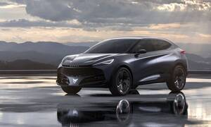 Cupra Tavascan EV Concept: Με δύο ηλεκτρικά μοτέρ και 306 άλογα