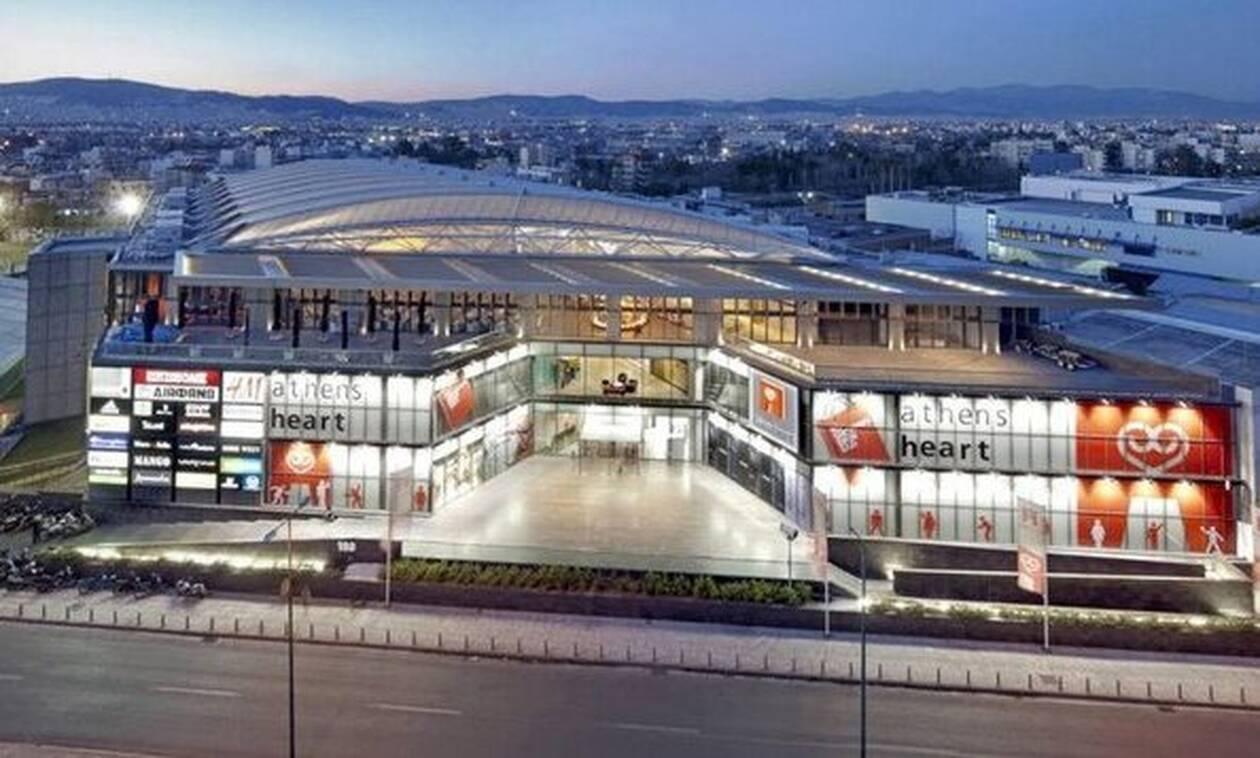 В Афинах в районе Гази построят крупнейший торгово-развлекательный центр