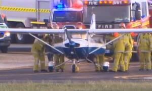 Τρόμος στον αέρα: Λιποθύμησε ο πιλότος – Δείτε ποιος προσγείωσε το αεροπλάνο (vid)