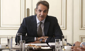 Economic developments, reforms and migration to dominate Mitsotakis and Rutte's meeting