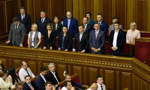 Украинских депутатов лишили неприкосновенности