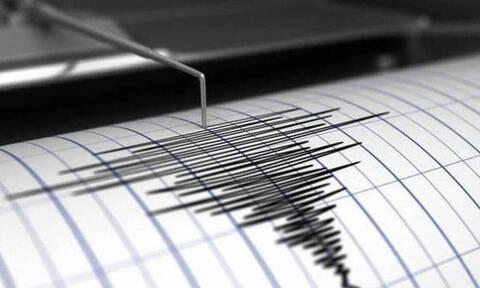 На Крите произошло землетрясение 3,9 балла