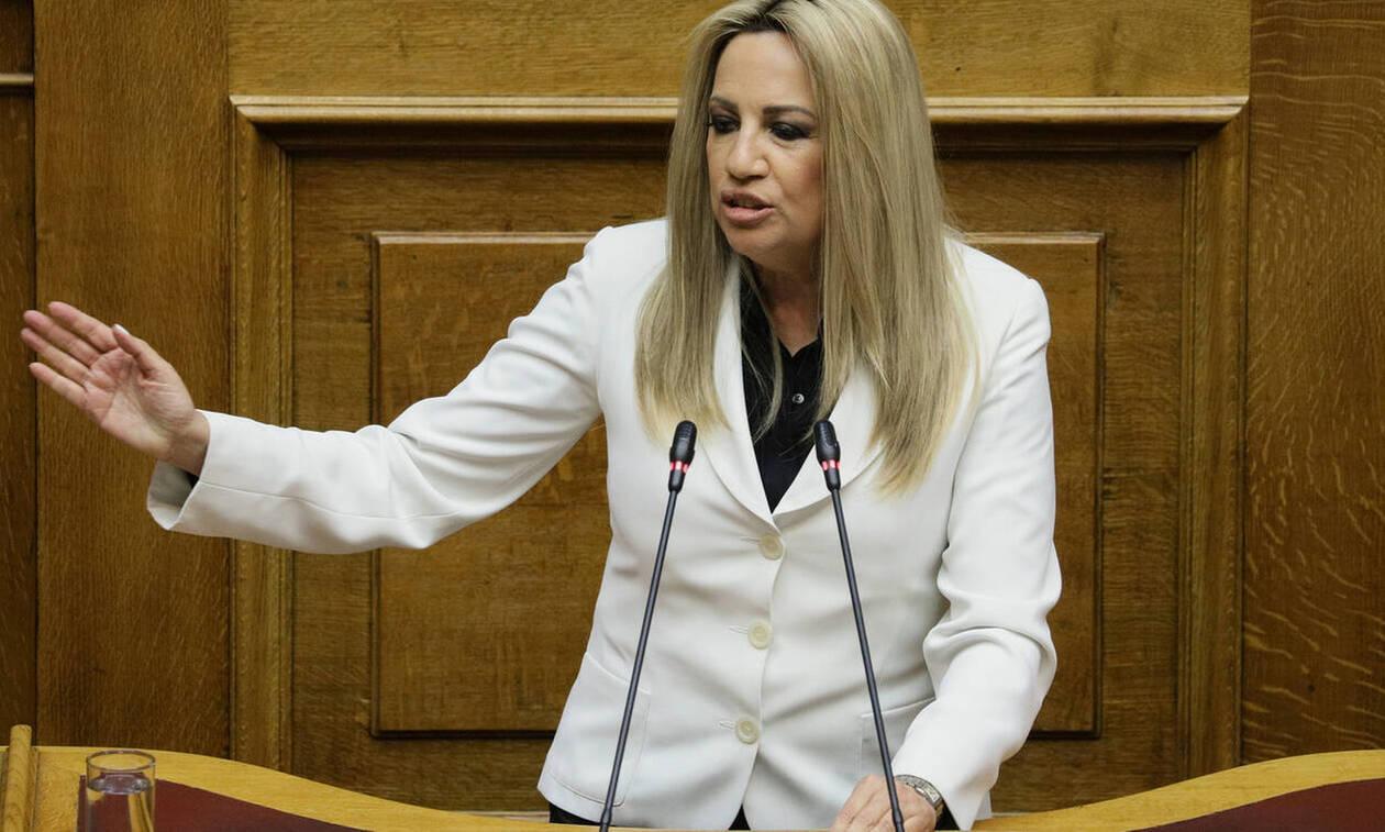 Stolen Parthenon marbles should pemanently return to Greece, Gennimata says
