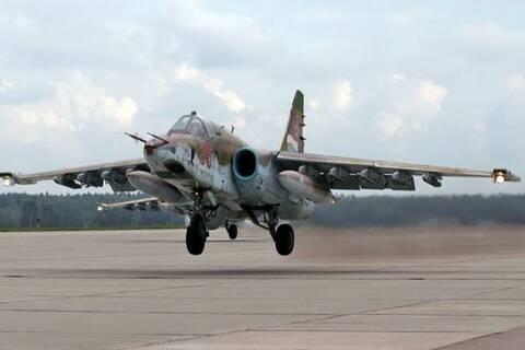 Ρωσικό μαχητικό συνετρίβη στη Σταυρούπολη της Ρωσίας