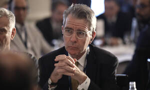 Pyatt stresses US intention to do everything in its power to support Greece's economic growth