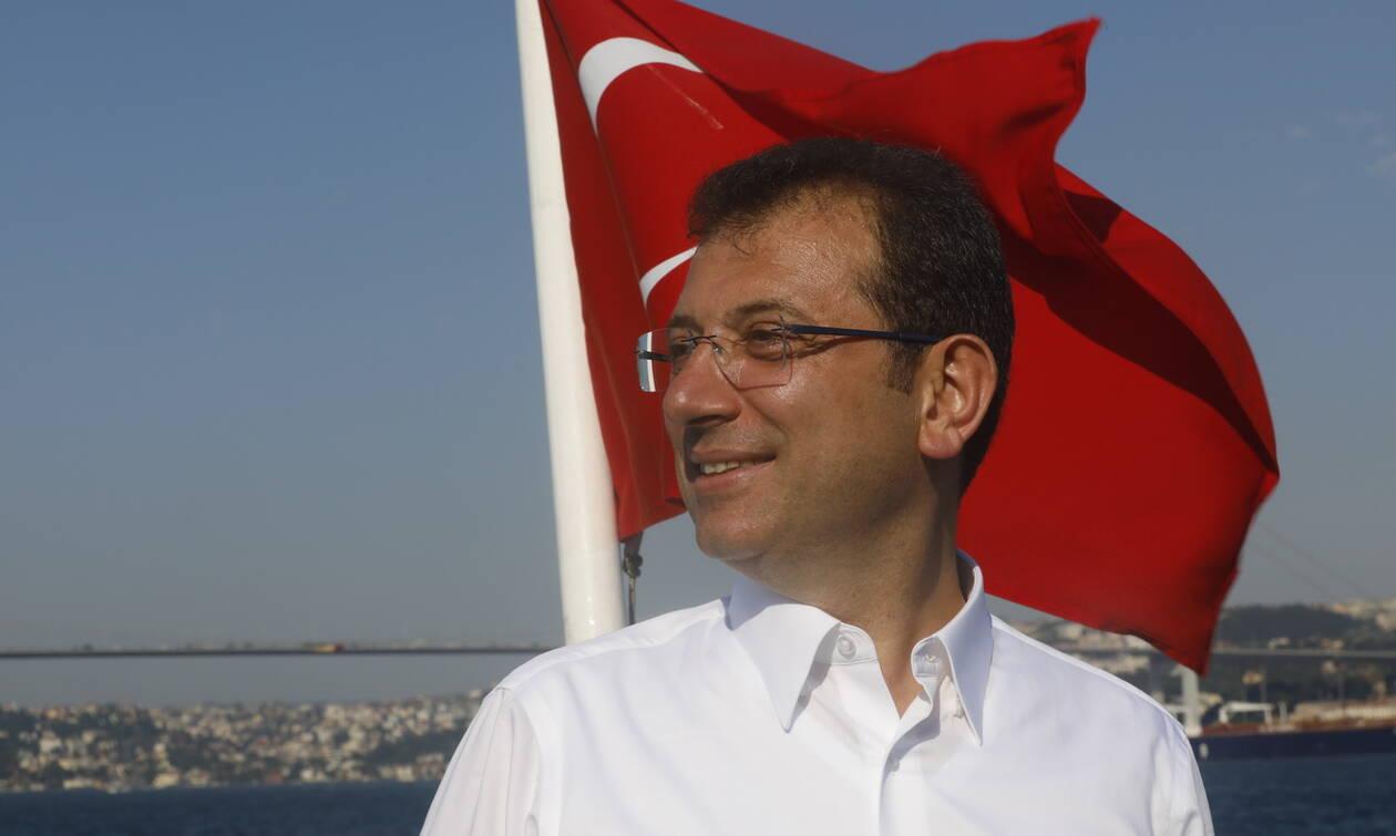 Πόλεμος Ερντογάν - Ιμάμογλου: «Θα σε καταστρέψουμε» απειλεί υπουργός του «σουλτάνου»