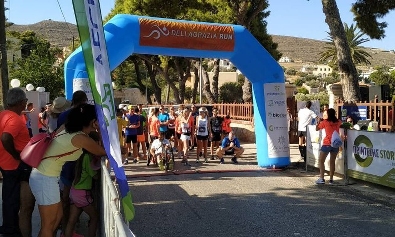 Η VECHRO χορηγός στο 3ο Dellagrazia Run