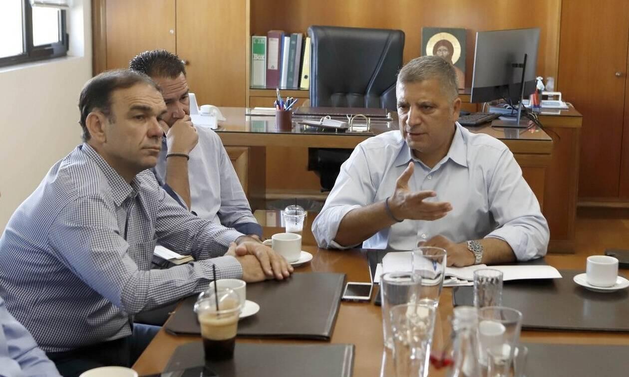 Πατούλης: Ύψιστη προτεραιότητα το ζήτημα της αποτελεσματικής διαχείρισης των αποβλήτων