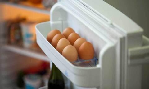 Βάζεις τα αυγά στην πόρτα του ψυγείου; Σταμάτα αμέσως! (pics)