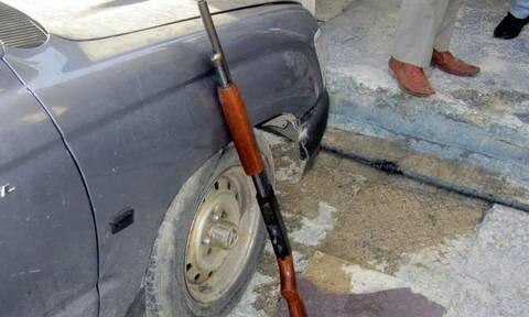 ΣΟΚ στην Αχαΐα: Αυτοπυροβολήθηκε ενώ μιλούσε με συγγενή του