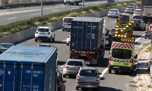 Κυκλοφοριακές ρυθμίσεις στην Αθηνών - Λαμίας