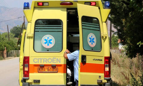 «Άγιο» είχε οδηγός στην Αμαλιάδα: Τούμπαρε το αυτοκίνητό της και δεν έπαθε τίποτα