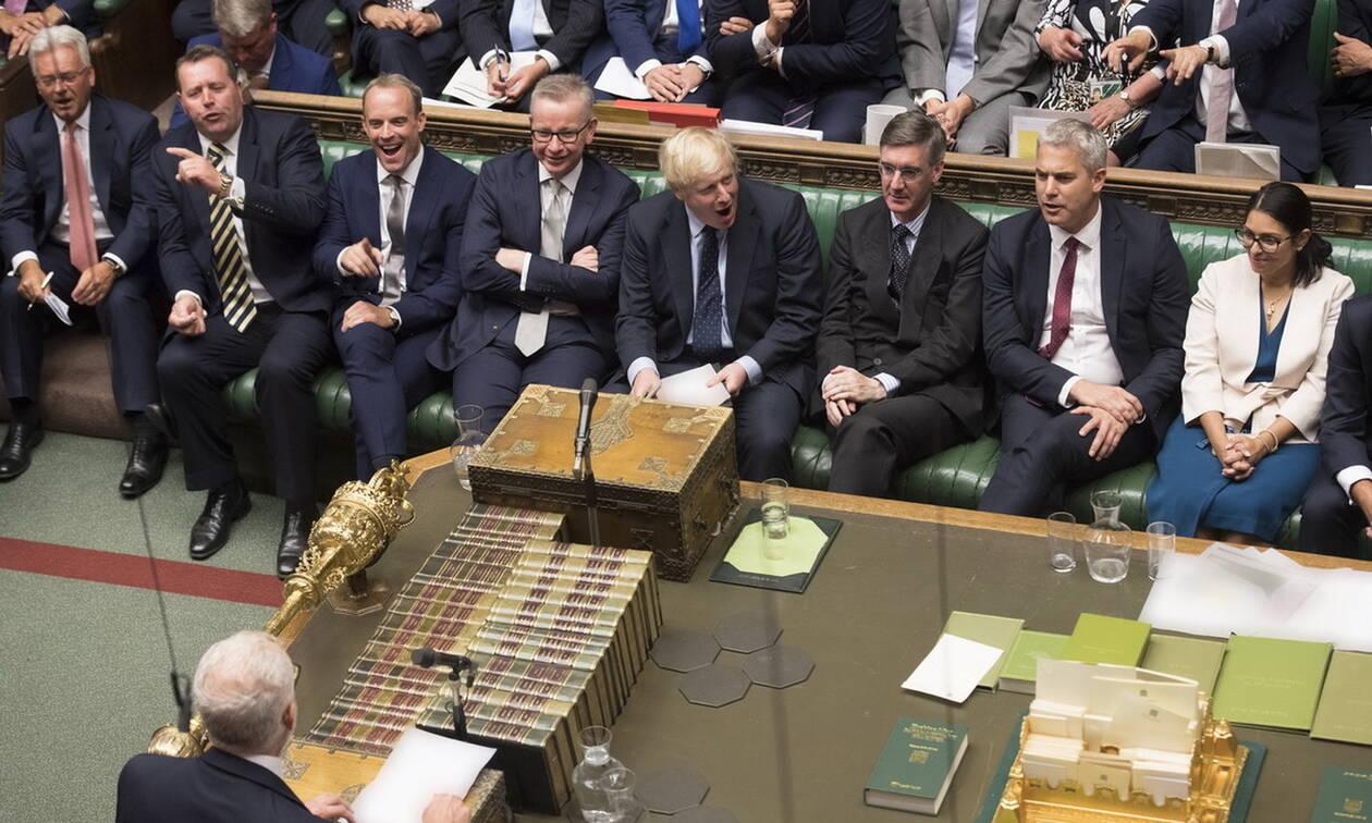 Βρετανία: Προς έγκριση το νομοσχέδιο για την αποτροπή του «no deal Brexit»
