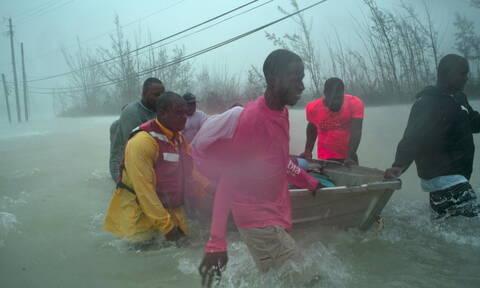 Τυφώνας Ντόριαν: Στους επτά οι νεκροί στις Μπαχάμες (pics)